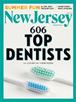 New Jersey Top Dentists - Magazine Cover